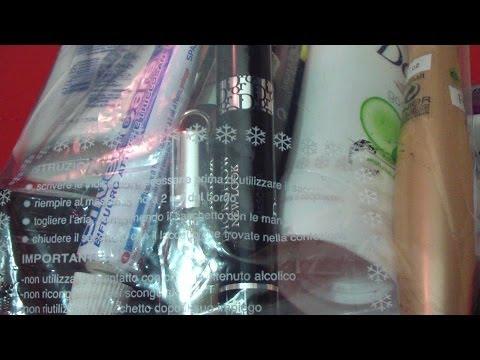 Liquidi in aereo. Un litro di cosmetici per Ryanair.