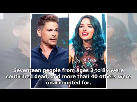 Rob Lowe slams Bella Thorne over tweet after Santa Barbara mudslides