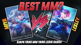 Download Video LEBIH KUAT LESLEY atau MIYA!? Ternyata Ini Jawabannya! - Mobile Legend Indonesia MP3 3GP MP4