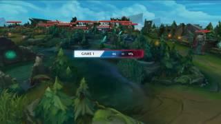 Kanaya vs VTL, game 1