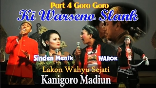 Video Wayang Kulit Goro Goro - Warseno SLank Lakon Tumuruning Wahyu Sejati 4/5 MP3, 3GP, MP4, WEBM, AVI, FLV November 2018