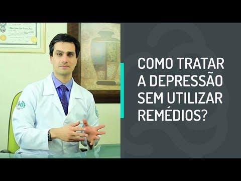 Depressão: Como tratar sem utilizar remédios?