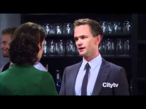 How I Met Your Mother, Season 7 Episode 10, sad parts Barney and Robin
