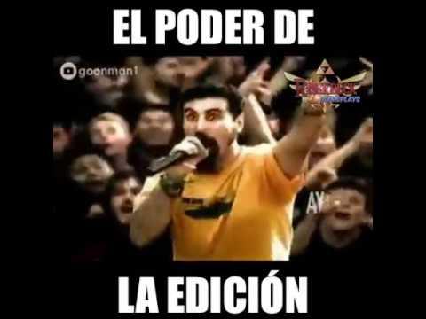 El Poder De La Edición (видео)