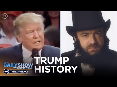 Drunk History/ Trump Tells Us About Grant