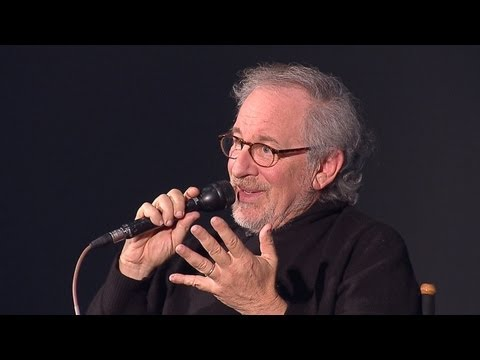 Spielberg - On November 27, 2011, DreamWorks Pictures presented an advance screening of Steven Spielberg's