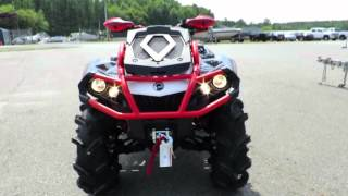 6. 2016 Can Am Outlander xMR 1000R Review