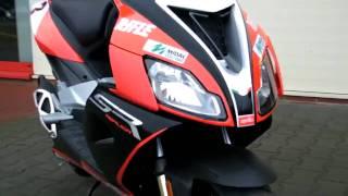 6. Aprilia SR 50 R SBK Replica 2010 Roller Scooter