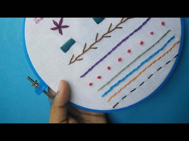 Hand embroidery for beginners part mp downloadonline