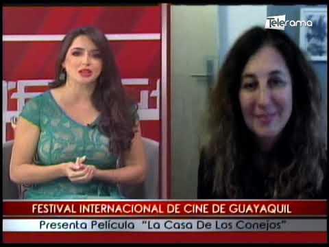 Festival Nacional de cine de Guayaquil presenta película La Casa de los Conejos