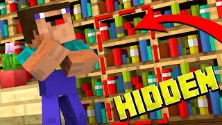 THE INVISIBLE MINECRAFT DOOR TROLL!!