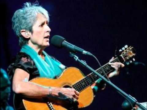 Joan Baez - No nos moveran