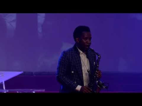 Beejay Sax At Fountain Of Life Church