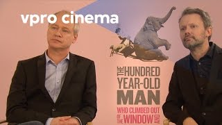 Nonton Interview The 100 Year Old Man Who Climbed Out The Window And Disappeared Film Subtitle Indonesia Streaming Movie Download