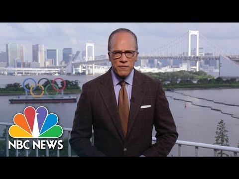 NBC Nightly News Broadcast (Full) - July 25th, 2021