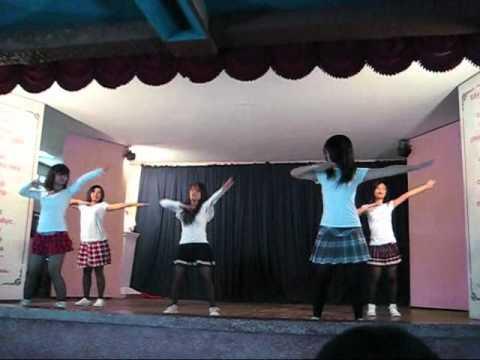 [14.11.10] 10A4 - Nhảy hiện đại