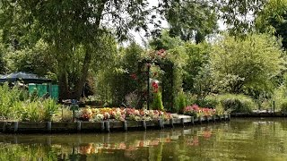 Amiens France  City pictures : Les hortillonnages Amiens - Picardie - France