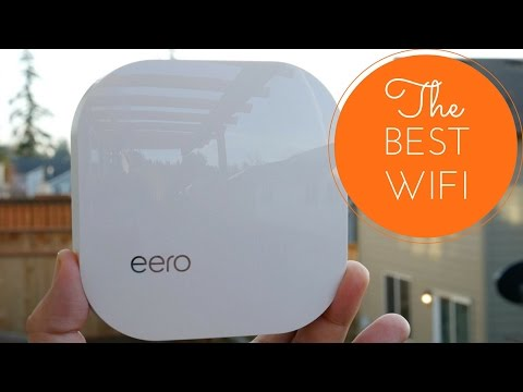 Eero Home WiFi System: No More Wireless Dead Spots?!