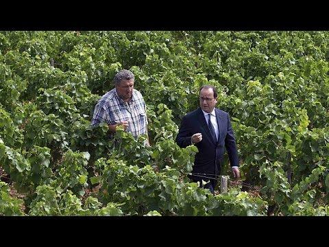 Γαλλία: Ο πρόεδρος αντιμέτωπος με την οργή των κτηνοτρόφων