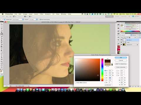 Basics of Photoshop #03 – Drawing with the Pen Tool