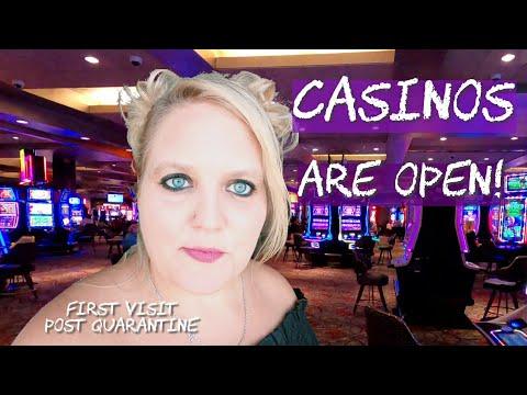 First Casino Experience after Quarantine!  Palace Casino Biloxi MS - Life Vlog