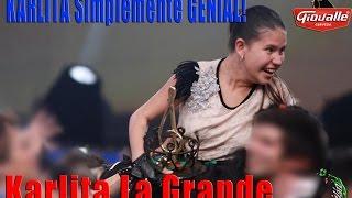 """Karla Herrarte """"El Triste / Chandelier"""" FINAL"""