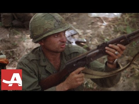 The First Battle of Vietnam | The Battle of la Drang | AARP | Veteran Stories
