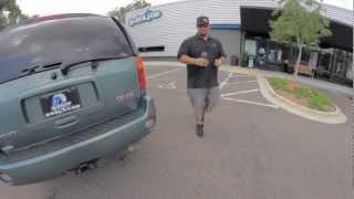 Autoline's 2009 GMC Envoy SLE  Walk Around Review Test Drive