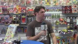 The Geek Speak Show: Halloween ComicFest 2016 - Nicholas Doan
