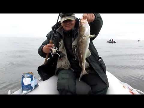 морская рыбалка в литве