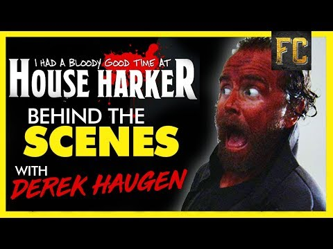 "Behind the Scenes: ""I Had a Bloody Good Time at House Harker"" Ft. Derek Haugen 
