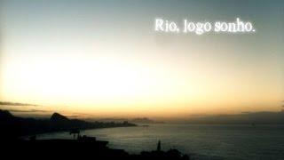 Todas imagens foram gravadas entre Abril e Julho de 2012 com iPhone 4 durante minha última visita ao Rio de Janeiro. Tudo foi gravado aleatoriamente sem qualquer intenção de se montar um filme. Foi muito bom poder voltar. Pareceu até um Sonho.