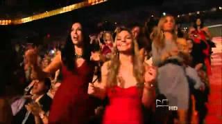Wisin Y Yandel Ft. Pitbull Y Tego Calderon -- Premios Lo Nuestro 2011