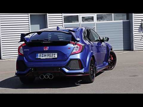 HONDA CIVIC Finition : 2.0 i-VTEC 320ch Type R GT 4p