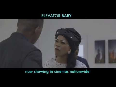 Elevator baby now showing in cinema