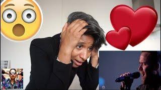 Video Brian Justin Crum Creep America's Got Talent REACTION MP3, 3GP, MP4, WEBM, AVI, FLV Januari 2018