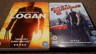 Nonton Logan And Fast And Furious 6 (UK) DVD Unboxing Film Subtitle Indonesia Streaming Movie Download
