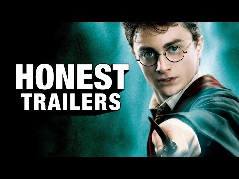potter - Keeping movies honest ▻ http://bit.ly/HonestTrailerSub Since you guys REALLY asked for this one - We sat and watched all eight movies (20 HOURS of Harry Pott...