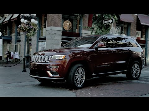 "2017 JEEP GRAND CHEROKEE Commercial - Los Angeles, Cerritos, Downey CA - ""Free To Be"""