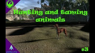 """Animallica is an early access survival  gameIn Animallica you are racing against extinction. As the lone survivor of the last conservation center on Earth, the fate of every single species of plant and animal lies in your hands.-~-~~-~~~-~~-~-Please watch: """"Animallica ep5 Zebras"""" https://www.youtube.com/watch?v=zoLzuo1RktI-~-~~-~~~-~~-~-"""