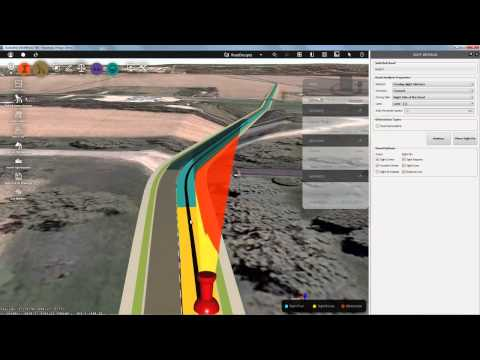 Roadway Design for InfraWorks 360