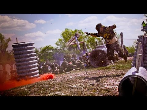 living - Every year thousands of paintball players travel to CPX Sports in Chicago Illinois to compete in the World's largest Scenario Paintball Event named