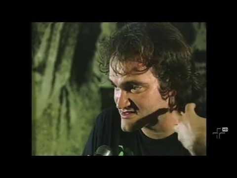 Acervo: Cunha Jr. entrevista Tarantino