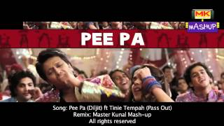Pee Pa Pee Pa Ho Gaya (Master Kunal Mash-up) - Tere Naal Love Ho Gaya