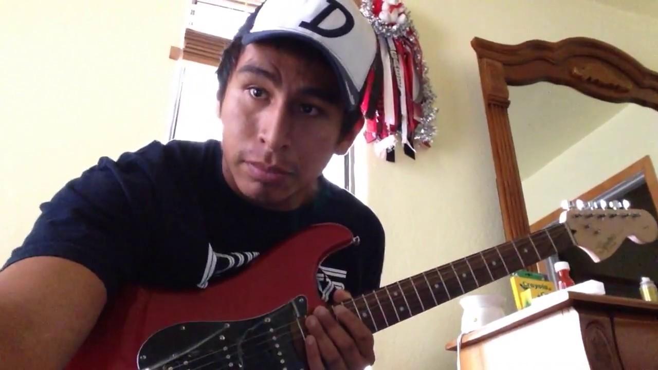 Juice WRLD – Legends guitar