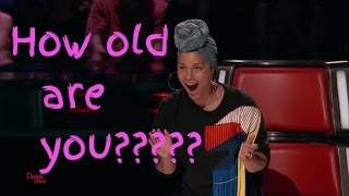 Video Teens Blind Auditions. SuperHits of the Voice US MP3, 3GP, MP4, WEBM, AVI, FLV Oktober 2017