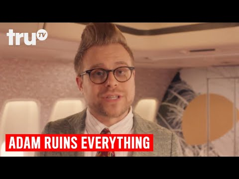 """Adam Ruins Everything - The """"Golden Age of Flying"""" Was Sexist as Hell 