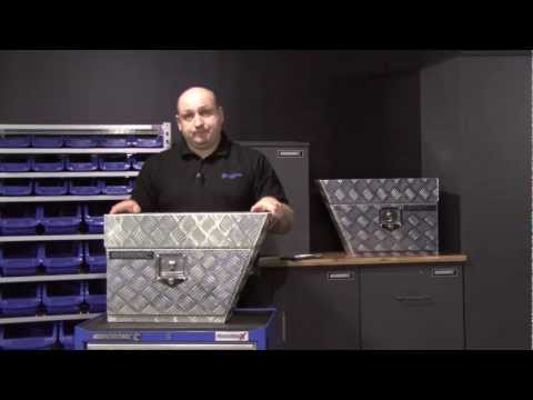 how to fit toolbox to ute