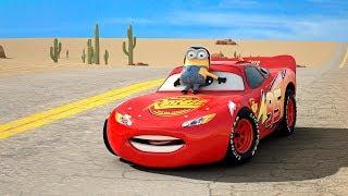 Video Minion on Lightning McQueen's Hood?? Series 1 of Disney Pixar Cars COLLECTION Frozen Ice-Mater Movie MP3, 3GP, MP4, WEBM, AVI, FLV Juni 2018