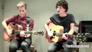Justin Bieber - As Long As You Love Me ft. Big Sean (Cover by The Vamps) - YouTube